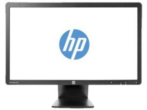 HP EliteDisplay E231 front